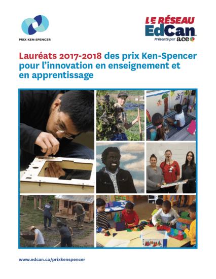 Ken-Spencer 2018 Lauréats Réseau ÉdCan
