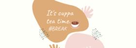 It's Cuppa Tea Time