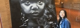 Ken Spencer Award Bateman Art Activist Abbotsford