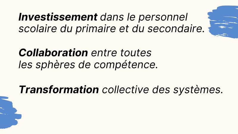 3 thèmes sommet mai 2020