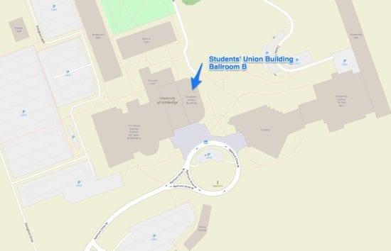 University of Lethbridge - Students' Union Ballroom