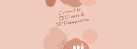 I commit to Prioritizing my OWN Well-Being