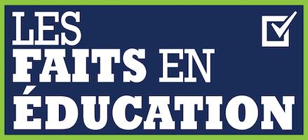 Les faits sur l'éducation
