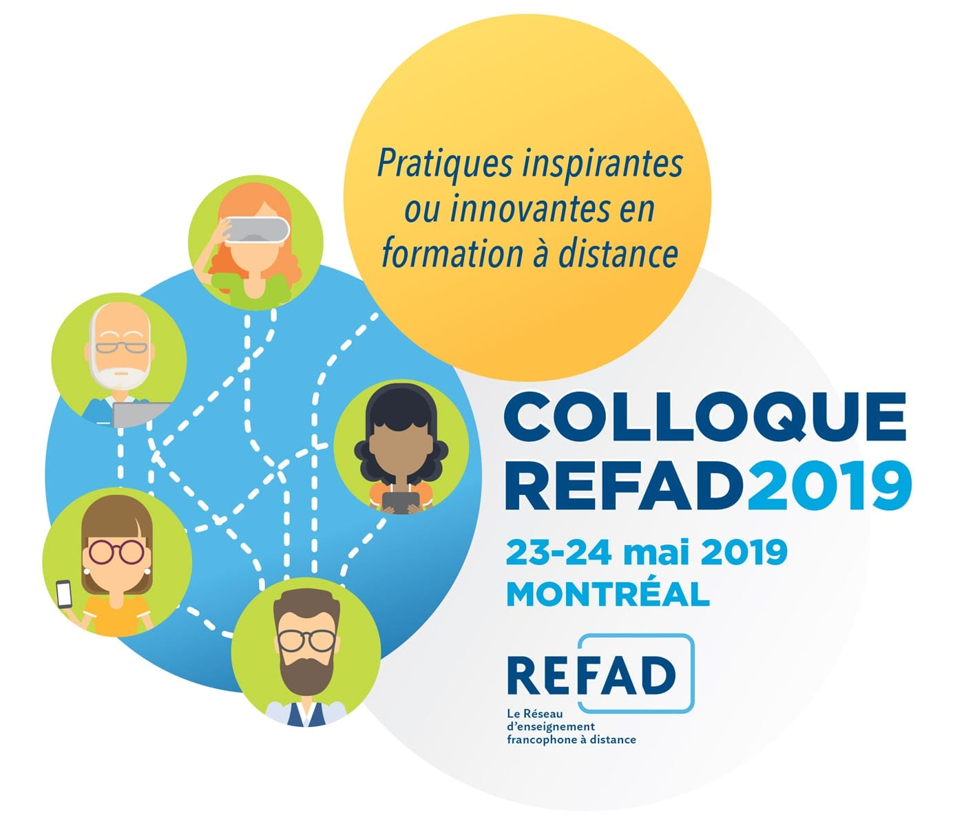 Colloque RÉFAD