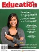 Teacher engagement