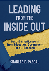 "Cover of ""Leading from the Inside Out"""