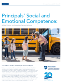 Principals' Social and Emotional Competence Cover