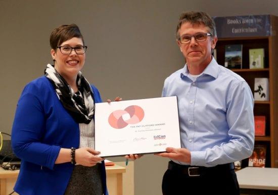 2017 Clifford Award
