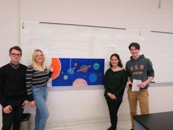 Vanier College Art Science