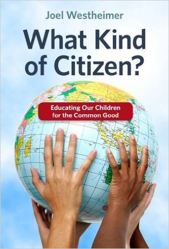 What kind of Citizen? Book Cover