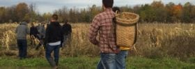 Ken Spencer Award Kahnawake Roots for Life