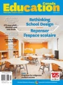 Rethinking School Design Cover