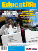 Teaching citizenship in the digital age