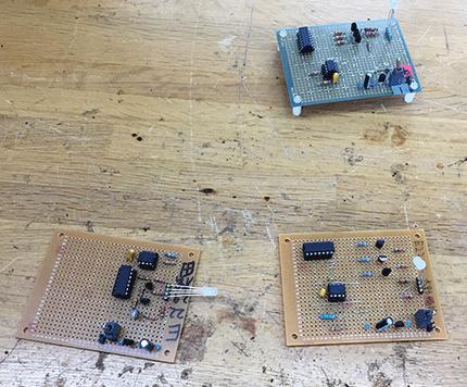 Figure 1. Exemplars in electronics, Japan