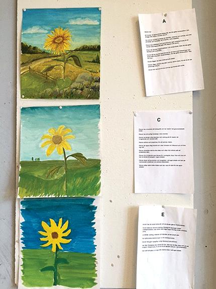 Exemplars of arts