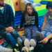 Nunavik's compassionate schools - kids and teacher