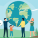 A climate action plan for Canadian School boards - illustration