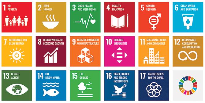 UN Sustainable Development Goals - Resources
