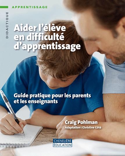 Aider l'élève en difficulté d'apprentissage